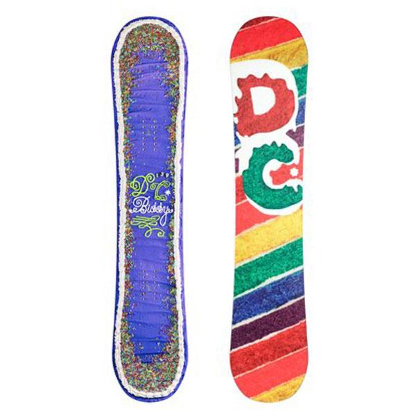 Tavola da snowboard da donna dc shoes biddy blue - Costruire tavola da snowboard ...