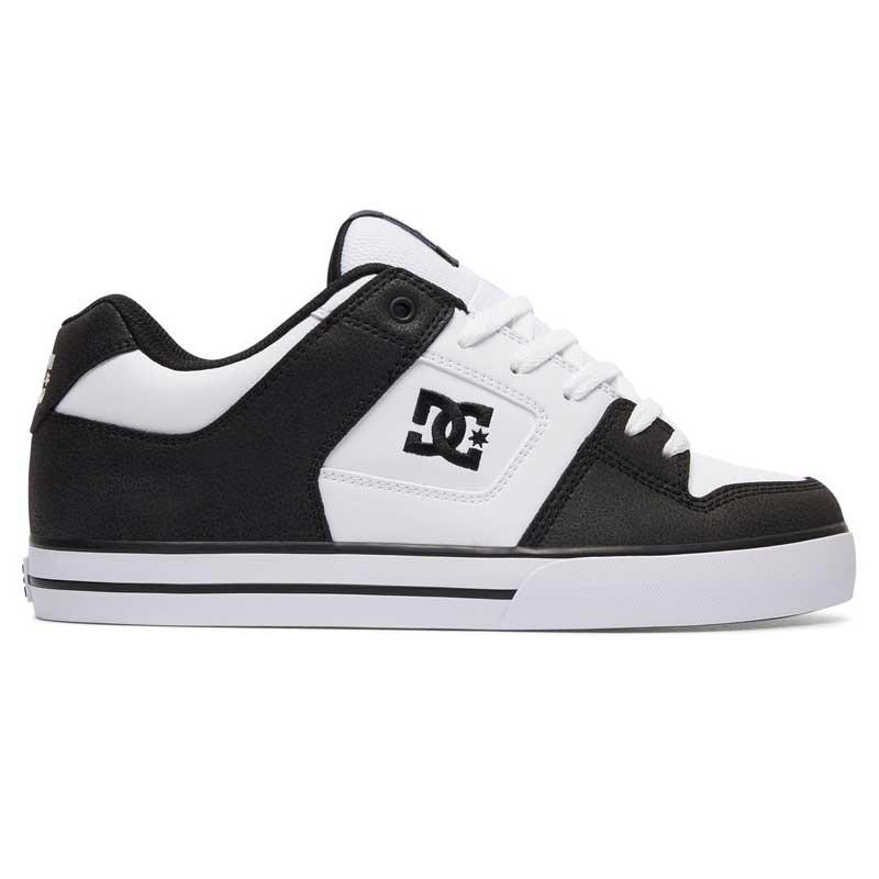 official photos b03b8 732a2 Scarpe DC Shoes Pure Shoes Black White