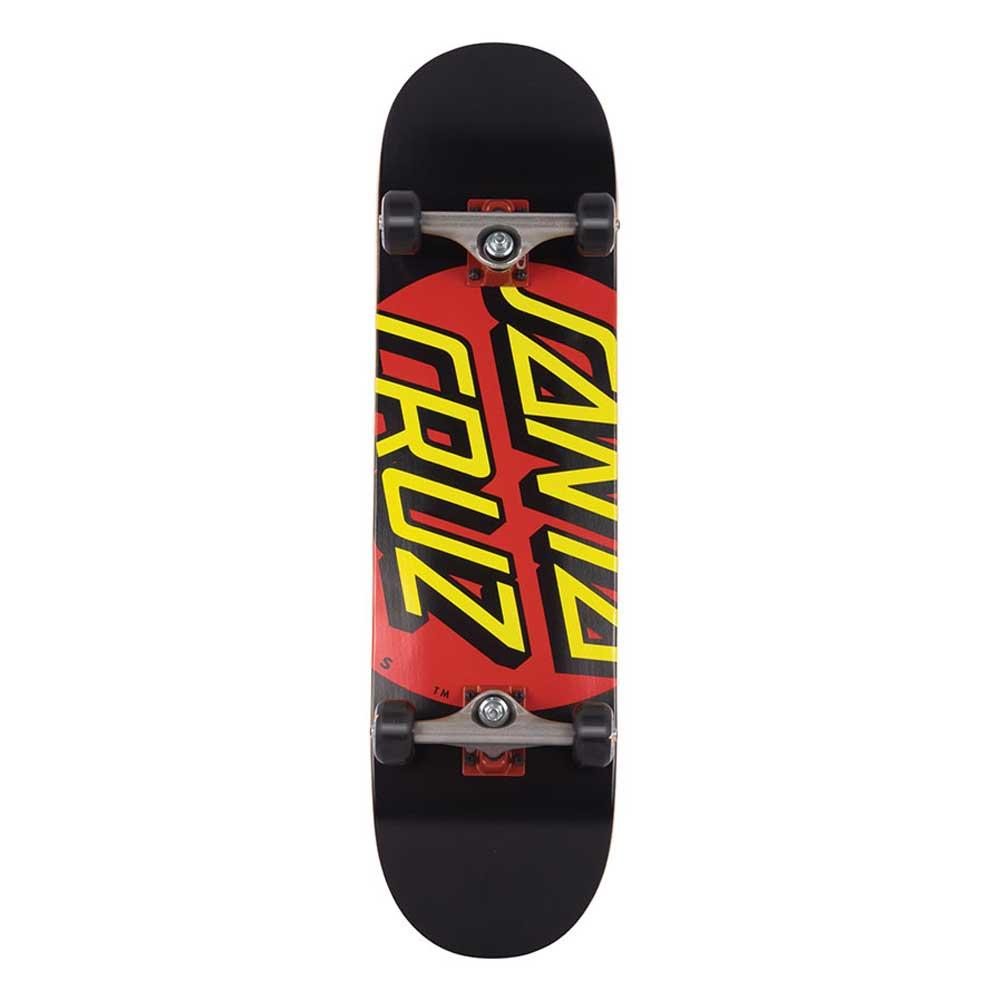 Skate completo santa cruz classic dot sk8 completes - Tavole da snowboard santa cruz ...