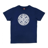 t_shirt_independent_youth_tc_blaze_tee_navy_1