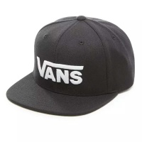 vans_boys_drop_v_ii_snapback_black_white_1