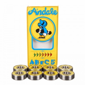 andale_bearings_abec_5_yellow_1
