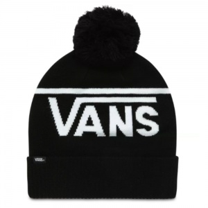 berretto_vans_stripe_pom_b_black_white_1
