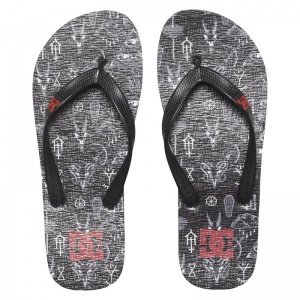 dc_sandals_spray_graffik_black_white_red_1