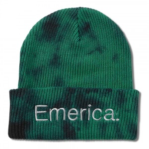emerica_tied_cuff_beanie_green_black_1