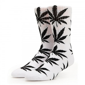 huf_plantlife_socks_white_1