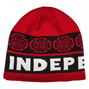 independent_beanie_woven_crosses_red_black_1