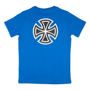 independent_youth_t_shirt_youth_bar_cross_tee_royal_2