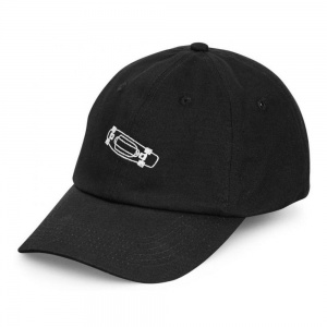 penny_cap_calvin_dad_hat_black_1