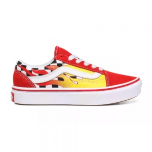 vans_flame_youth_comfycush_old_skool_checkerboard_red_1