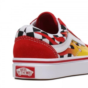 vans_flame_youth_comfycush_old_skool_checkerboard_red_5