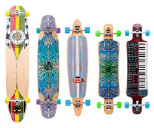Scegliere una tavola da Longboard